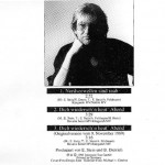 1993 - Hans Hartz - Dich wiederseh'n heut' Abend - B-Seite