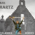 1996 Hans Hartz - Highlander Heroes - A-Seite